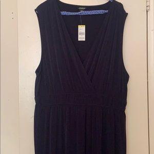 Dark Purple Maxi Dress